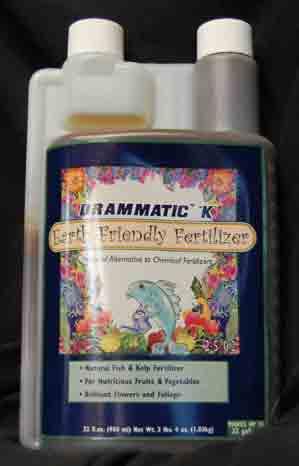 Fish and Kelp Fertilizer 2-5-1