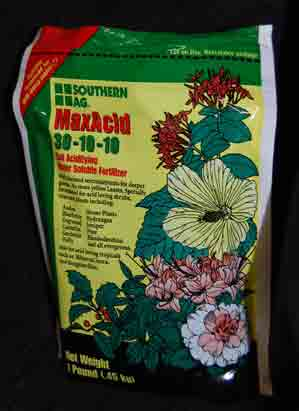 Orchid Growth Fertilzer 30-10-10